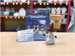 Paint Me a Story - Snowmen at Halloween - Oct 16th @ 9:30am