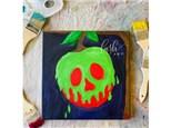 Poison Apple Paint Class