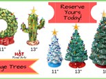 Vintage Christmas Tree Party!