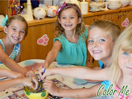 KIDS PAINT FOR FREE WITH PURCHASE!!