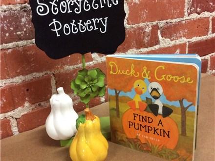 Story Time Pottery at Firehouse Pottery Joplin