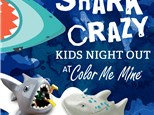 Kids Night Out - Shark Attack! - July 13