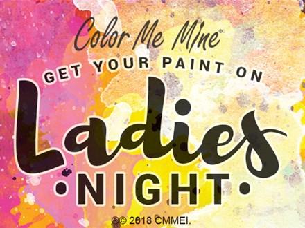 Ladies Night - March 19, 2020