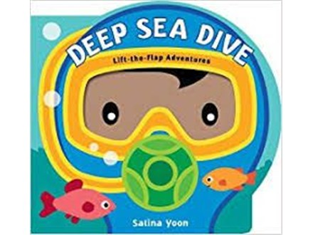 Story Time Art - Deep Sea Dive - Evening Session - 06.24.19
