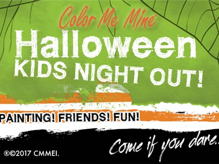 Kids Night Out - October 20th, 2017