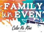 Jun 14th • Fun Family Night • Color Me Mine Aurora
