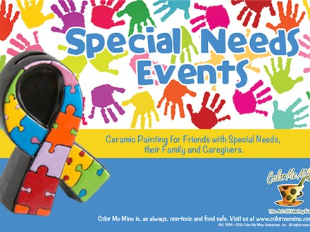 Special Needs Painting Night - Torrance