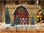 """""""Christmas on the Farm"""" BYOB event ages 21 & up 11/30/20"""
