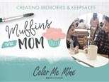 Muffins with Mom, Saturday May 11th