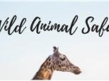 Wild Animal Safari Camp - K thru 5th grade
