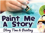 Paint Me A Story - There's a Giraffe in my Soup - June 12th