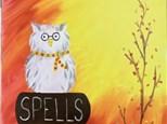 Harry Pottery Kids Canvas - November 23rd