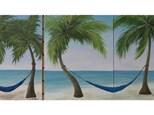 Coastal Paradise - 16x20 canvas - Couples and Singles