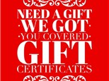 Gift Card Offer at Hot Pots Painting & Pottery Studio