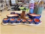 Summer Ceramics July 16th (wk 2)