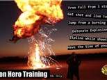 Ticket to Action Hero Training