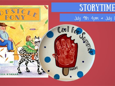 Storytime - Popsicle Party