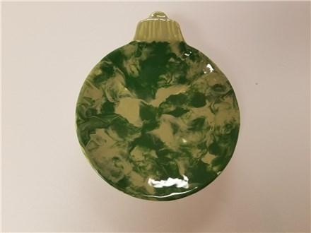 Christmas Bulb Dish Class $32 (Adult)