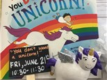 "Pre-K Story Time ""You Don't Want a Unicorn!"""
