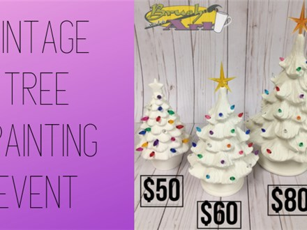 Vintage Tree painting event