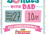 Dads and Donuts!!