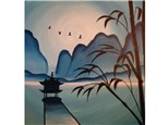 Bamboo Twilight