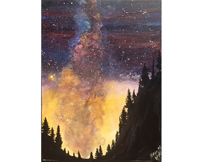 Milkyway Meteors