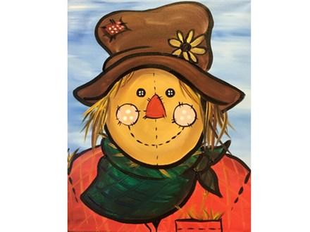"Thirsty Thursday! - Free Wine! - ""Scarecrow Sally"""