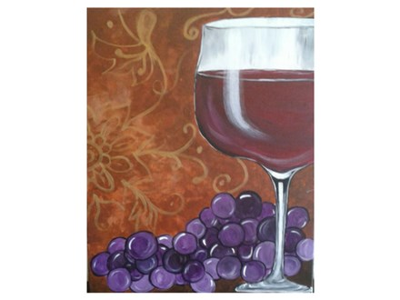 Tuscany Elegance - Paint & Sip - July 28th