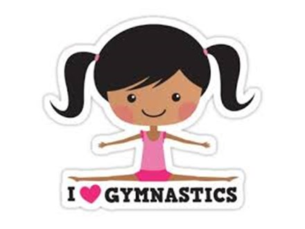 Girls Ages 3-5 Sunday Class Winter Gymnastics