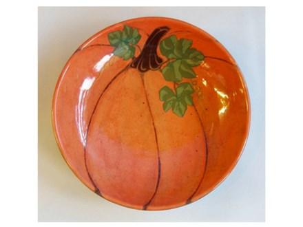 Friends, Feast, Masterpiece - Pumpkin Bowl 11/08