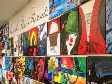 11/24 Pick a Painting 7PM $40