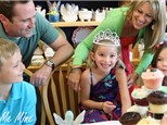 Kids Pottery Painting Party