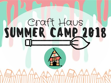 Summer Camp Week 3: The Great Outdoors (June 18th - 22nd)