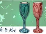 ADULT'S NIGHT OUT - CHAMPAGNE FLUTES/SHOT GLASSES - DECEMBER 14TH