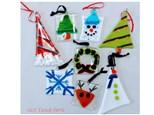 Kids Class: Fused Glass Ornaments