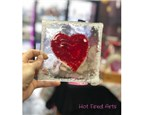 Kids Class: Fused Glass Hearts