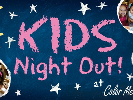 October 16th Kids Night Out 2020