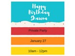 Shawna's Birthday - Private Paint and Sip - Jan 27