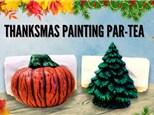 Thanksmas Paint ParTEA for Adults - November 3rd