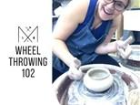 Wheel Throwing 102