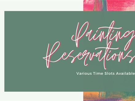 Painting Reservations