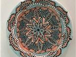 Day #1 Spring Break Art Camp - Mandala Plate