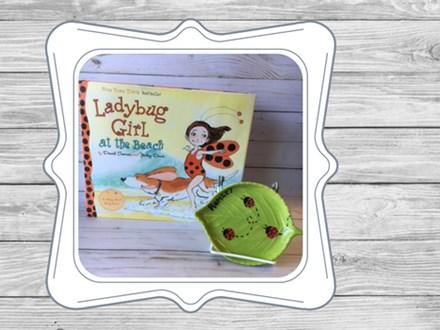"Story Time - ""Ladybug Girl at the Beach"""