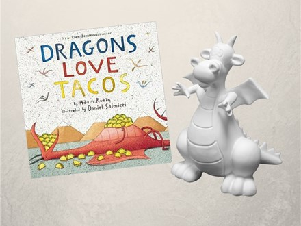 Dragons Love Tacos (Storytime)