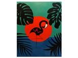 Adult Class Cari Flamingo Canvas 08/22