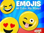 Kids Day Out - Emoji New Year! - Dec. 27