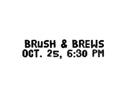 Brush & Brews