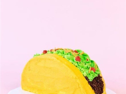 """Parent/Child """"TACO"""" BOUT a great Cake Class!"""