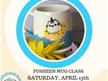 Pusheen Mug Class